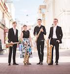 Baltic Sea Saxophone Quartet