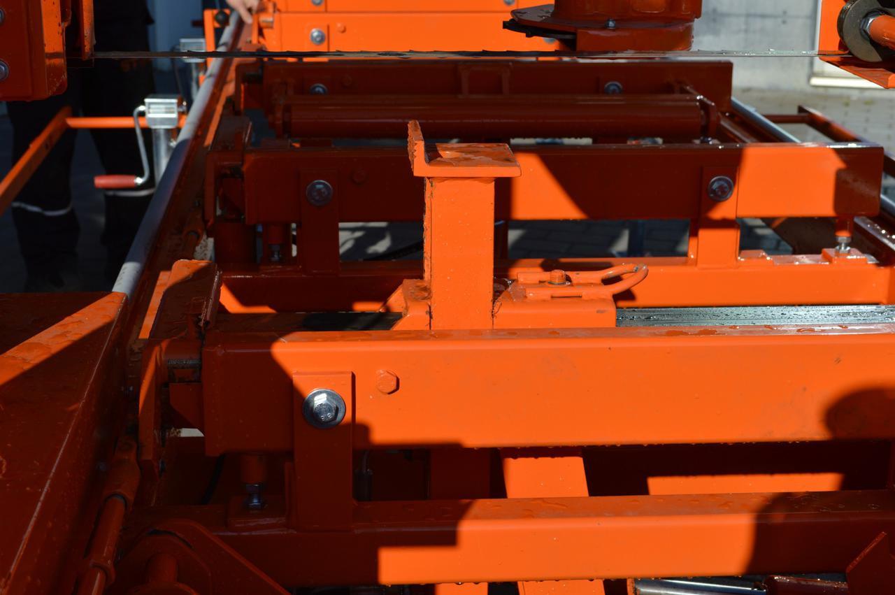 Wirex sawmills, sharpeners, setters   CZ-1/U mobile