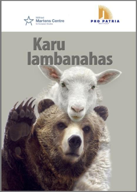 """eb90bac08b9 Pärast ingliskeelse versiooni avaldamist on raport """"Karu lambanahas""""  leidnud laia vastukaja paljude Euroopa maade online- ja trükiajakirjanduses."""