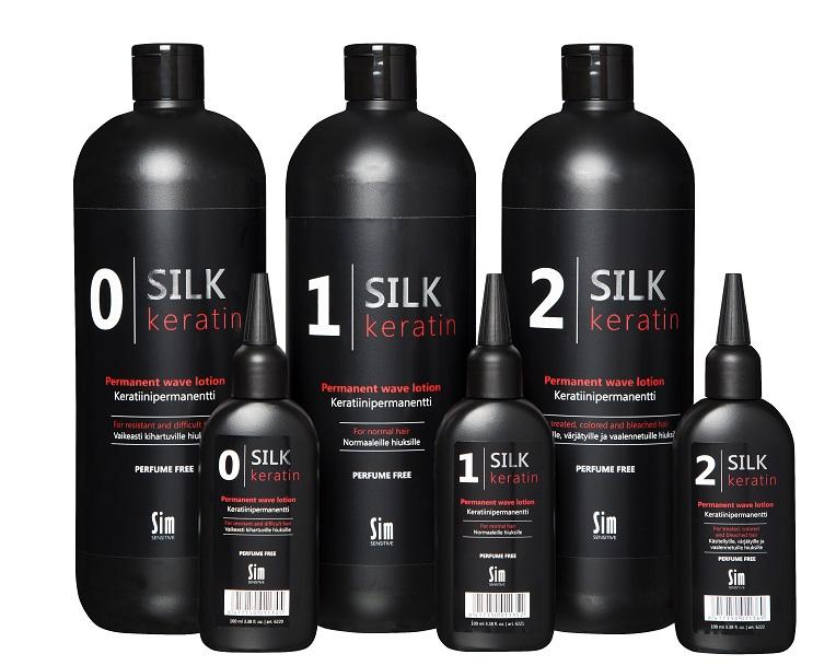 Silk Keratin