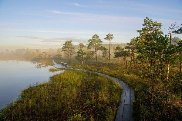 Foto: Sven Zacek, Soomaa rahvsupark