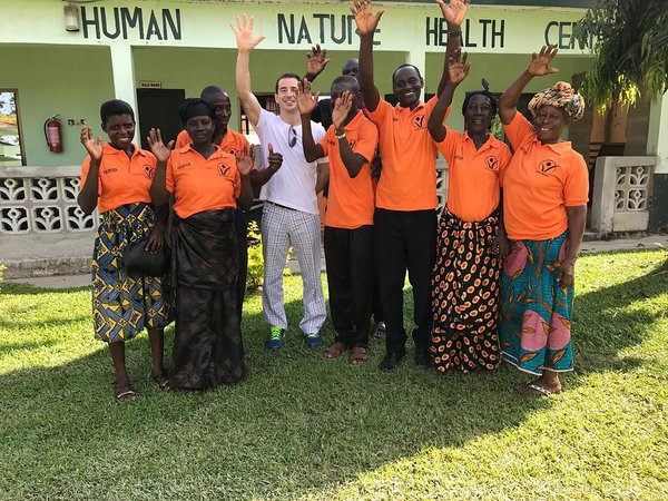 FHN co-founder Ed Gold and our CHWs