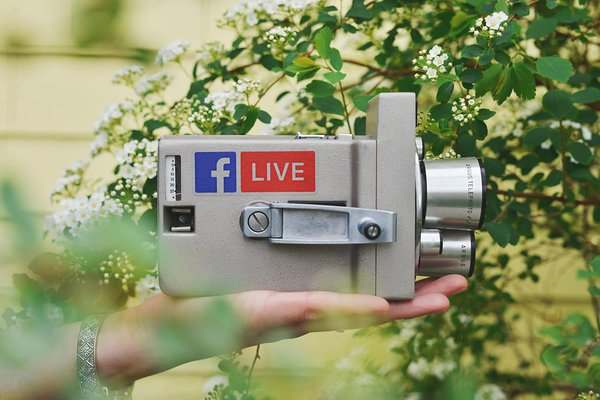 Much like this camera, Facebook is seen as old-school among other popular social media networks