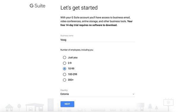 Google Apps setup guide – Voog  Beautiful websites that