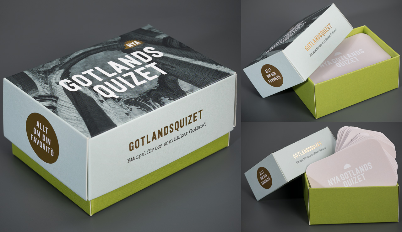 Gotlandsquizet card game