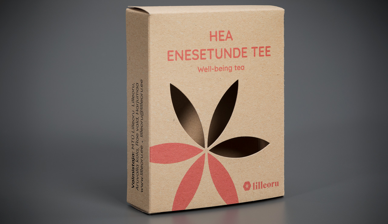 Lilleoru tea boxes