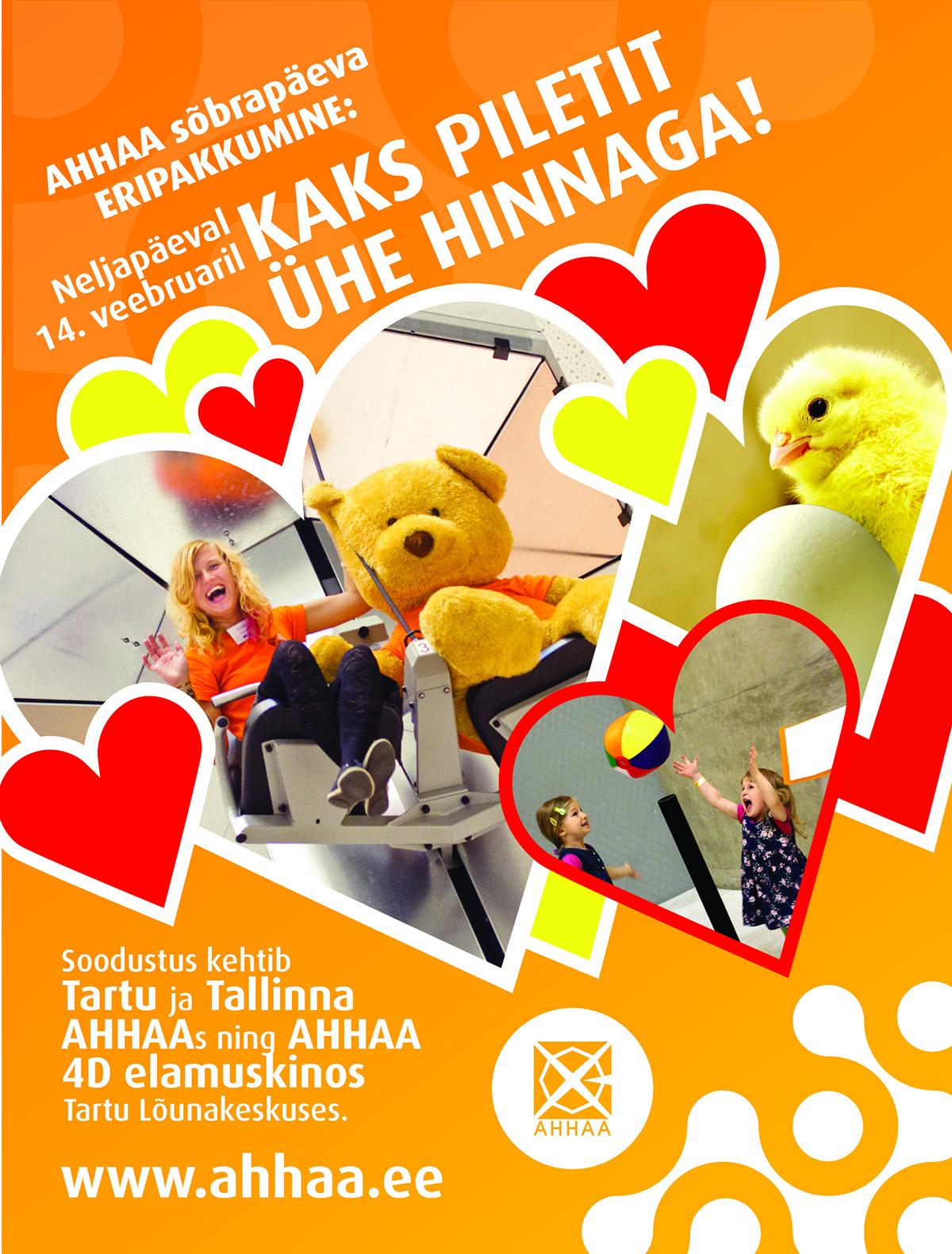e520e635a0e Sõbrapäeva eri Tartu AHHAAs! — Teaduskeskus AHHAA