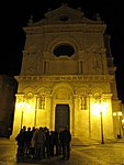 Historical church in Foggia
