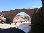 Historical Cendere bridge