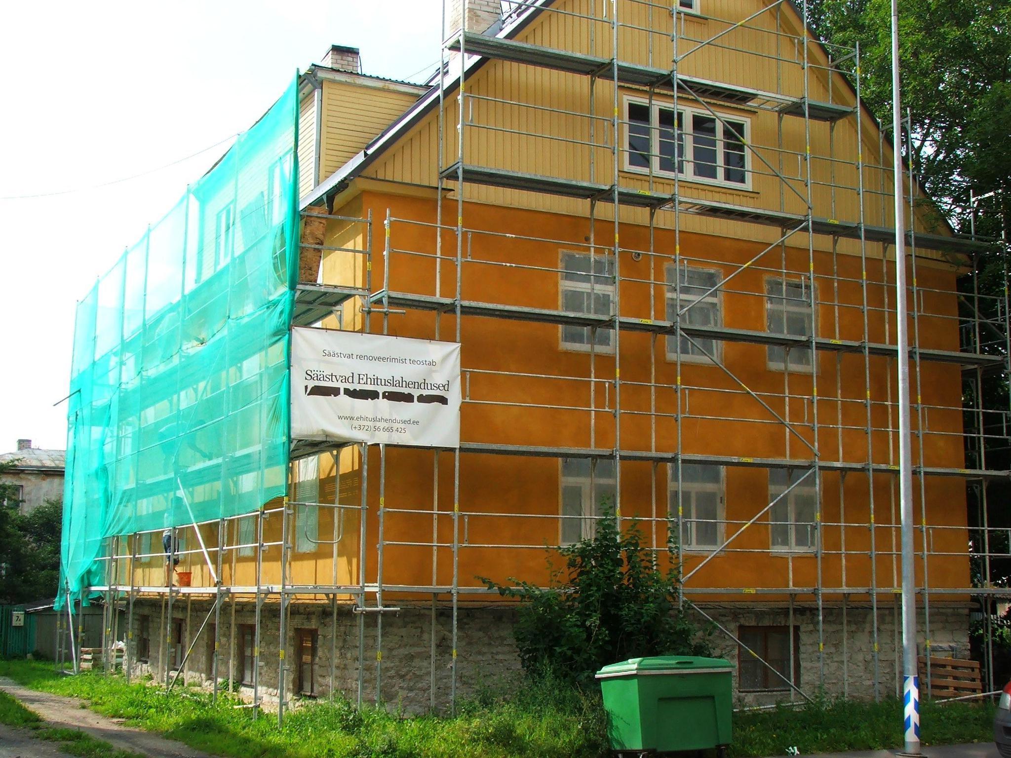 Facade Works Säästvad Ehituslahendused