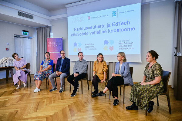 Closing seminar of the co-creation programme between educational institutions and EdTechs