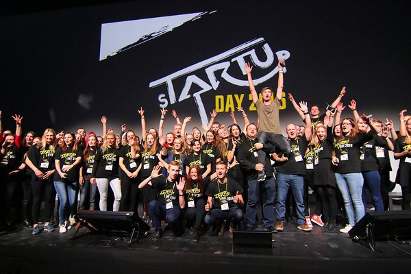 sTARTUp Day 2019 –  From Community to the World