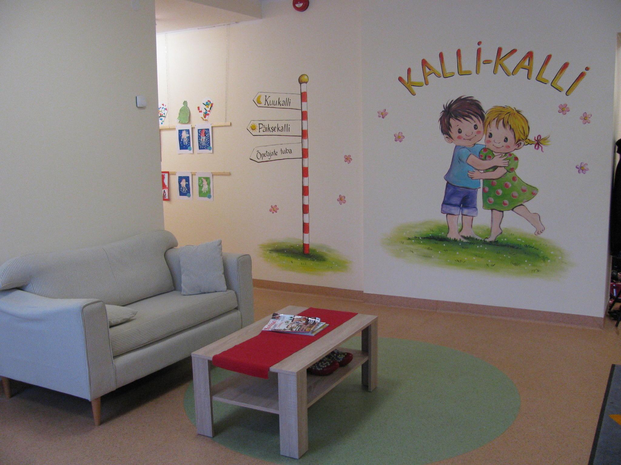 e5e37445e33 Galerii — KALLI-KALLI lasteaed