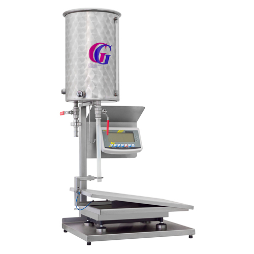 Manual Bag-in-Box filling machine BBF1