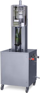 Capping machine PG2010 S for champagne corks