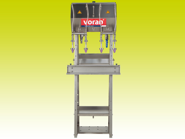 Filling system for bottles Voran R4/R6