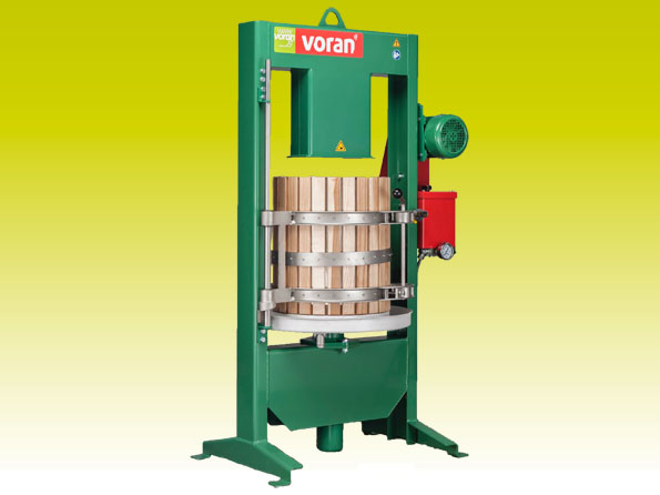Hydraulic basket press Voran 60K