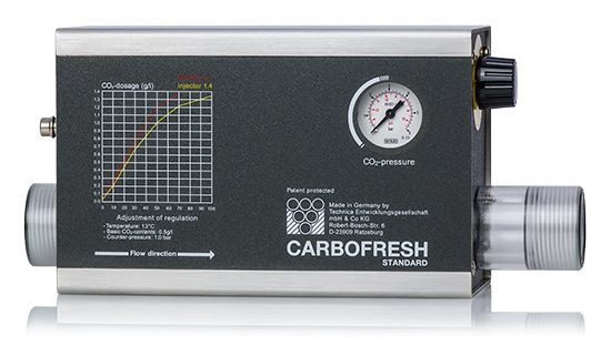 Karbonisaator Carbofresh
