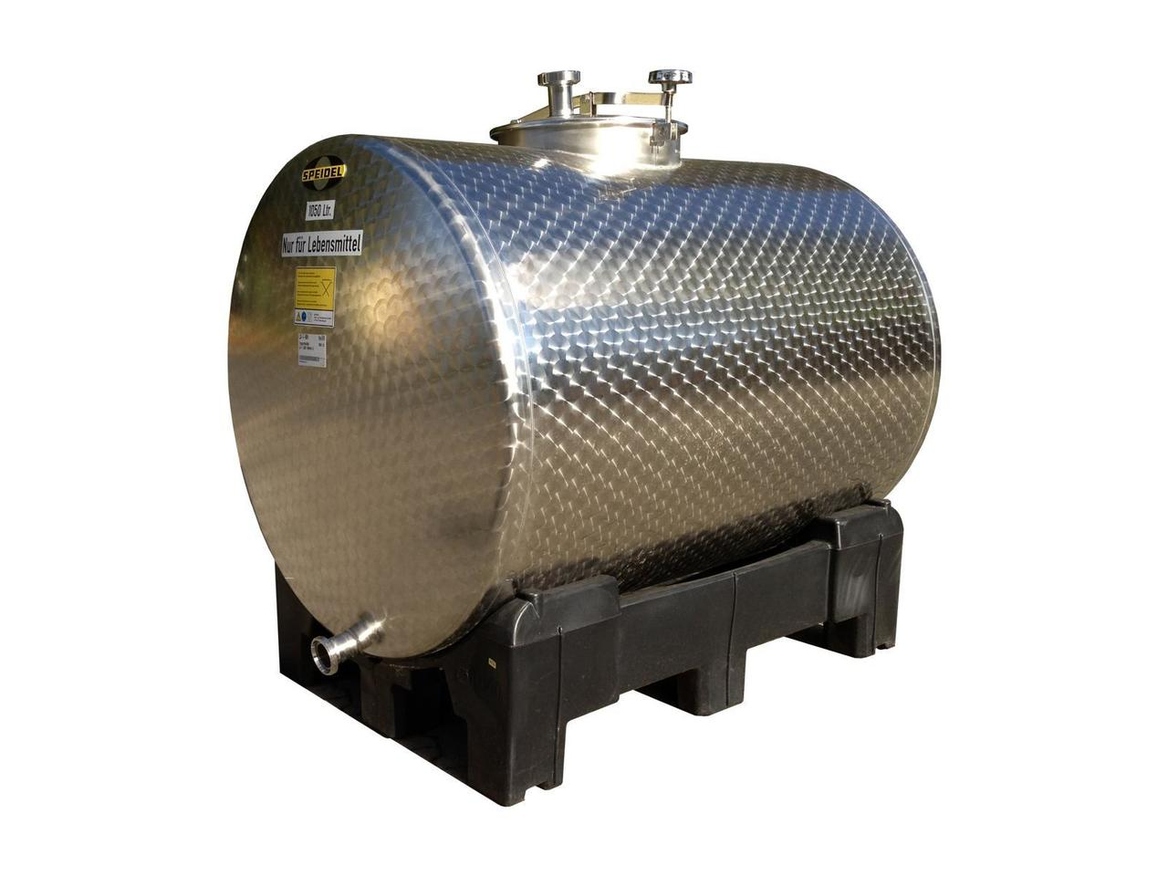 Stainless steel transportation tank, Speidel LD-T