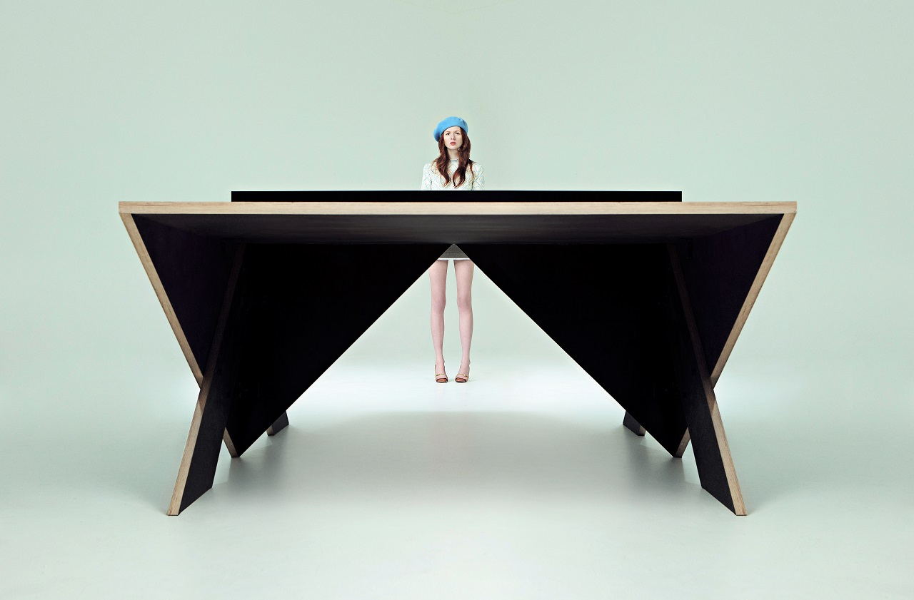 Ping pong table VINT