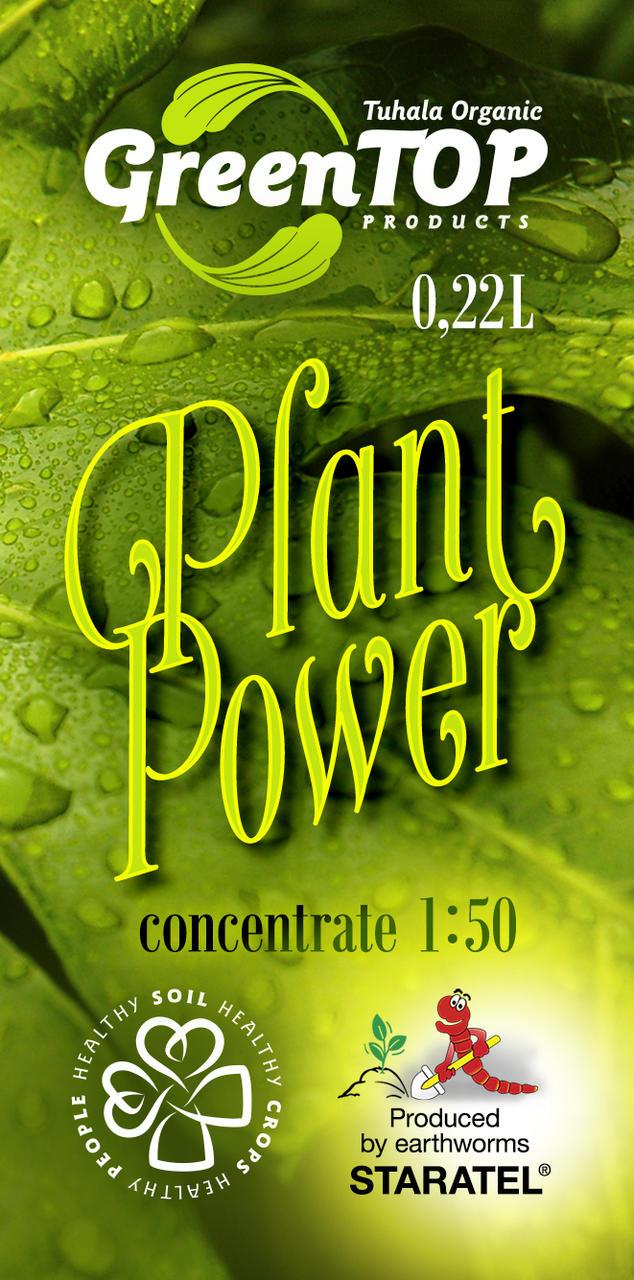 GreenTOP PlantPower conquers the world — GreenTOP