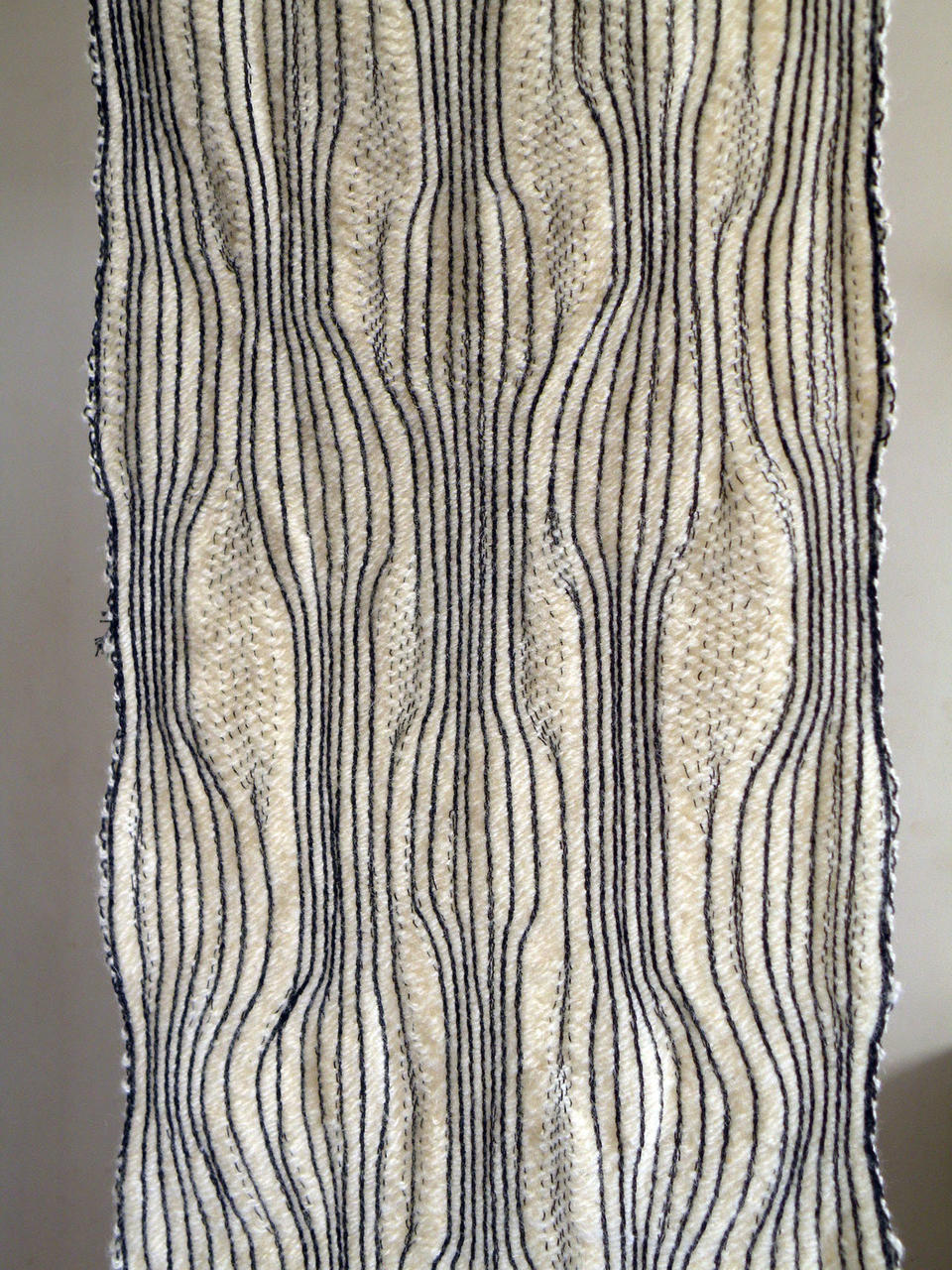 Woven by Juula Pärdi with 5-module RailReed