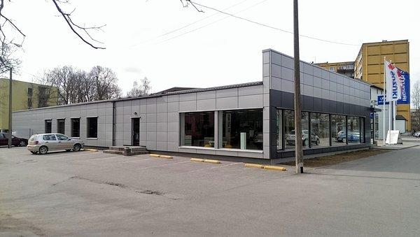 326db040831 Saint- Gobain Estonia büroohoone siseviimistlustööd