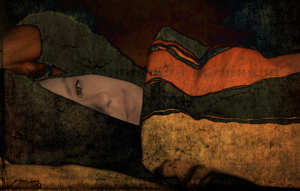 Dreamtime (Portrait of Leelo Laurits), 1999