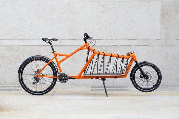 cargo bike monkeys. Black Bedroom Furniture Sets. Home Design Ideas