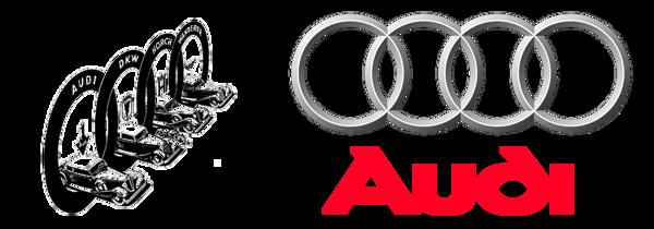 Famous Logos Part Ii Audi Sviiter Creative Agency