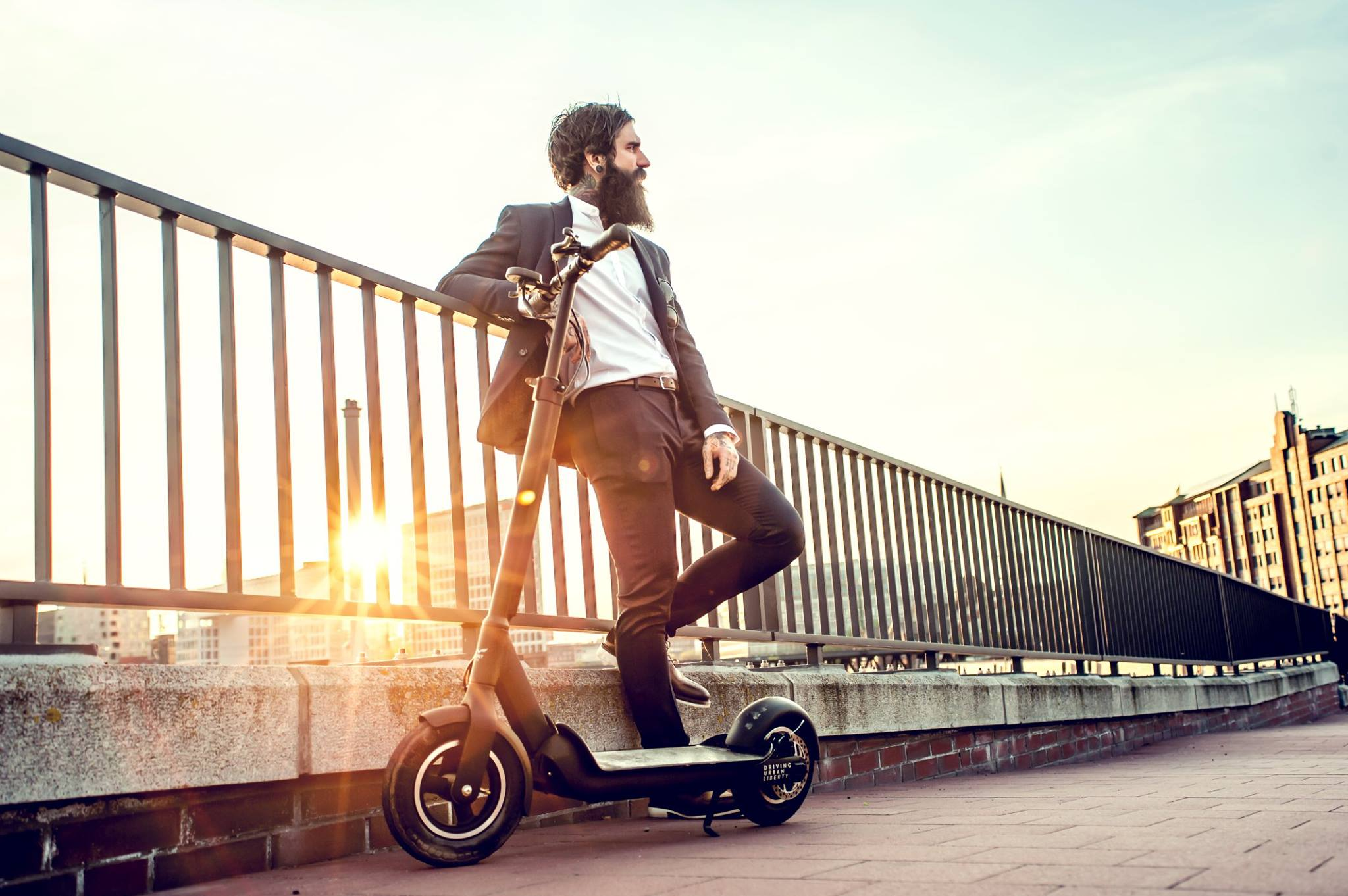 The Future of the Booming Kick Scooter Sharing Industry