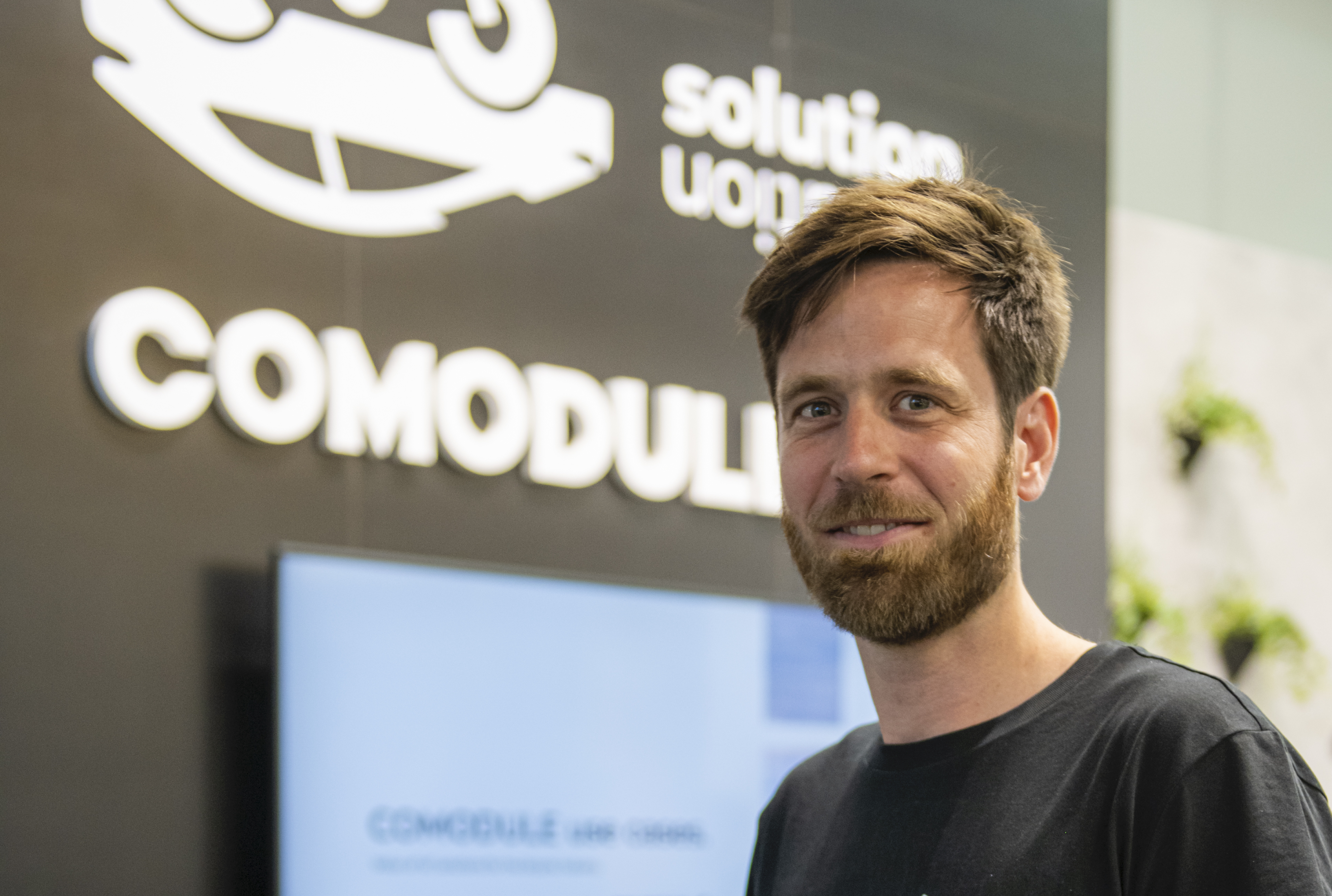 The Gears of COMODULE: Sven - Head of Industry Solutions with a Passion for Cycling