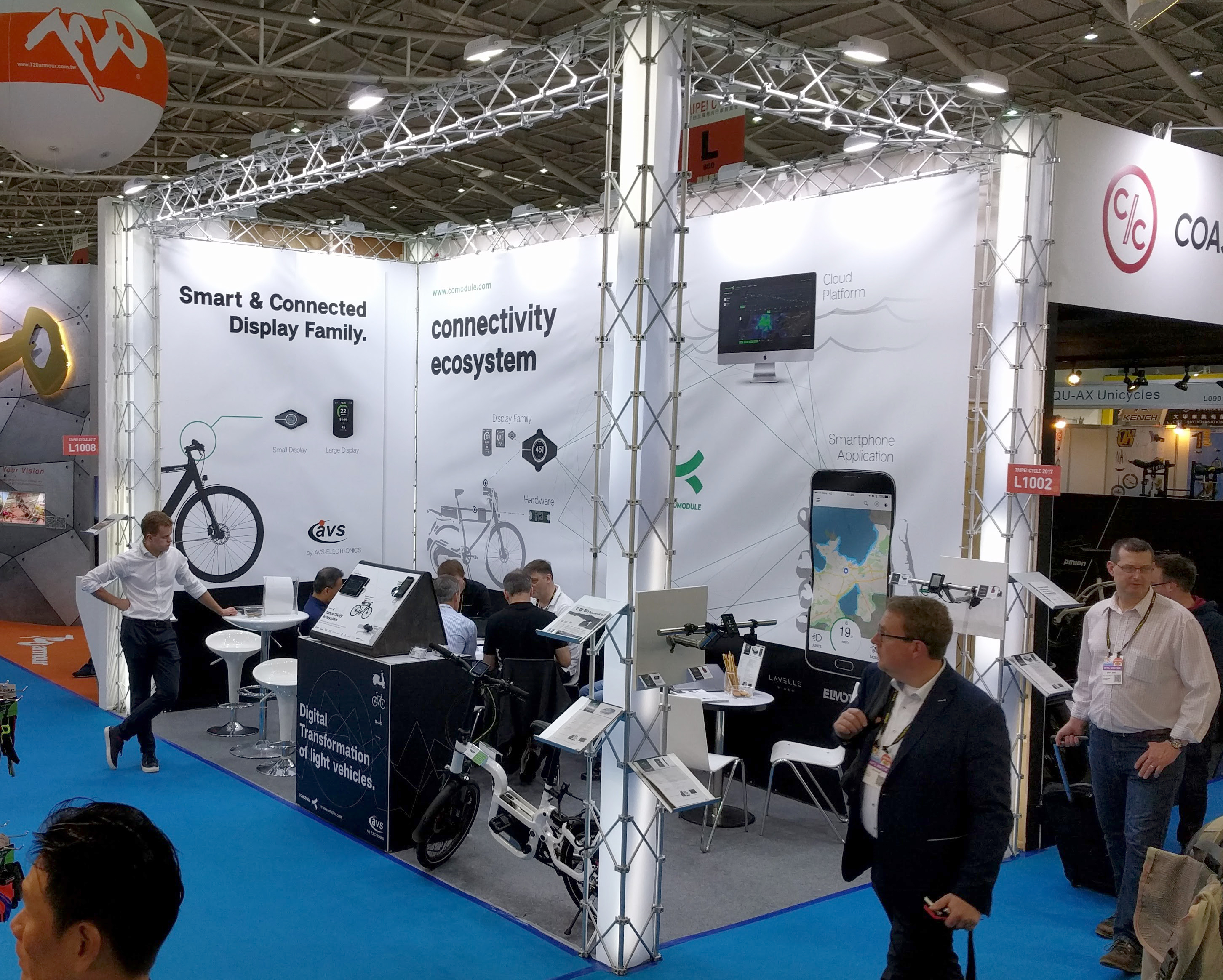 Taipei Cycle Show Insights & Trends