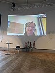 Ann Ragnhild Broderstad, Norway on Skype