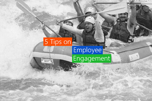 5 tips to boost employee engagement and productivity