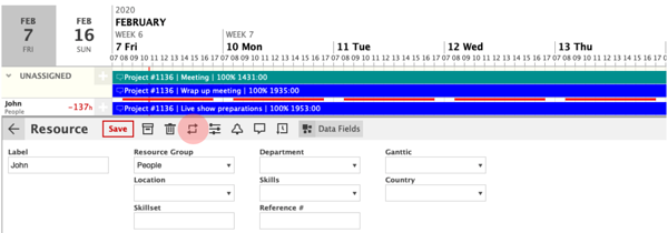 You can make your Google calendar into Gantt charts in Ganttic with an ease