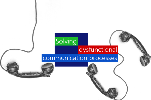 10 ways to solve dysfunctional communication processes