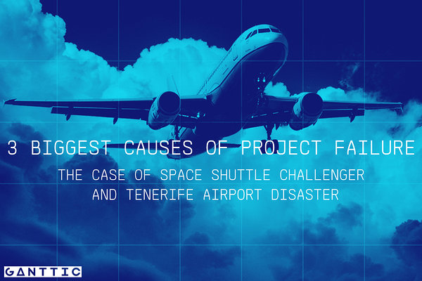 biggest causes of project failure