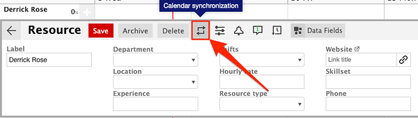 Sync Outlook Calendar With Gantt Charts — Resource Planning