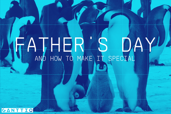 how to make father's day special