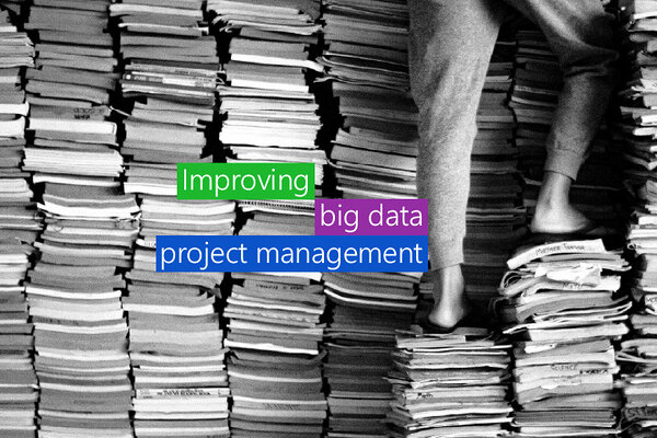 improving big data project management