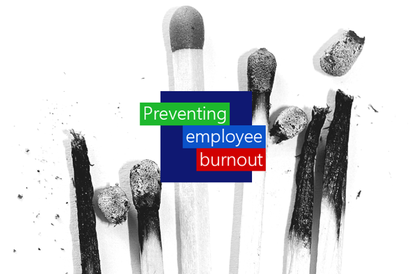 Identifying and preventing employee burnout with the help of human resource planning software