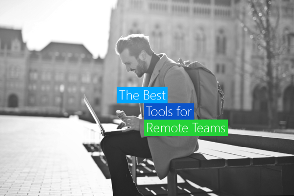The best tools for remote teams 2020