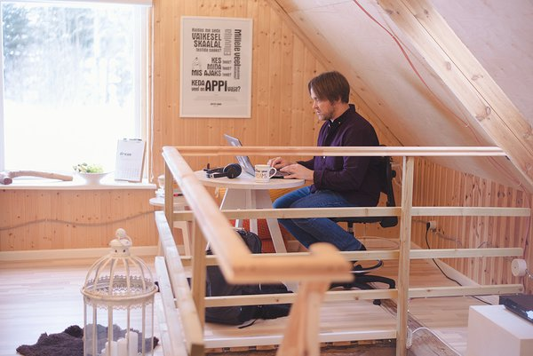 Co-working space Kagu-Eestis