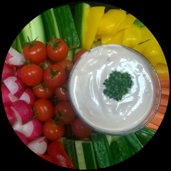 3797cf58b50 Köögiviljavaagen (1kg) 8.00€ Frillise salat, porgandid, värsked kurgid,  paprikad, tomatid, redised, külm kaste