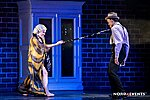 Valentina Inzko Fink (Roxie Hart), Renan Carvalho (Fred Casley); Copyright Foto: https://www.nordevents.net/