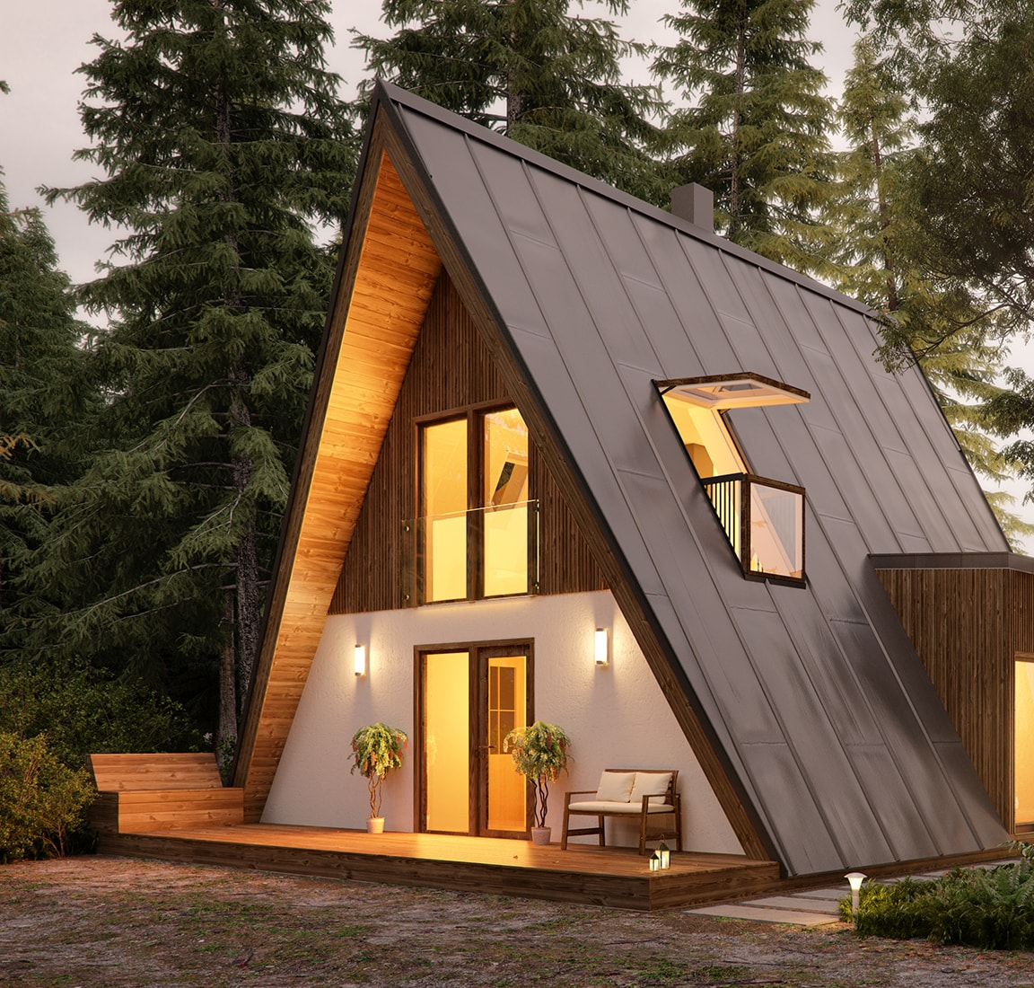 A Frame Homes