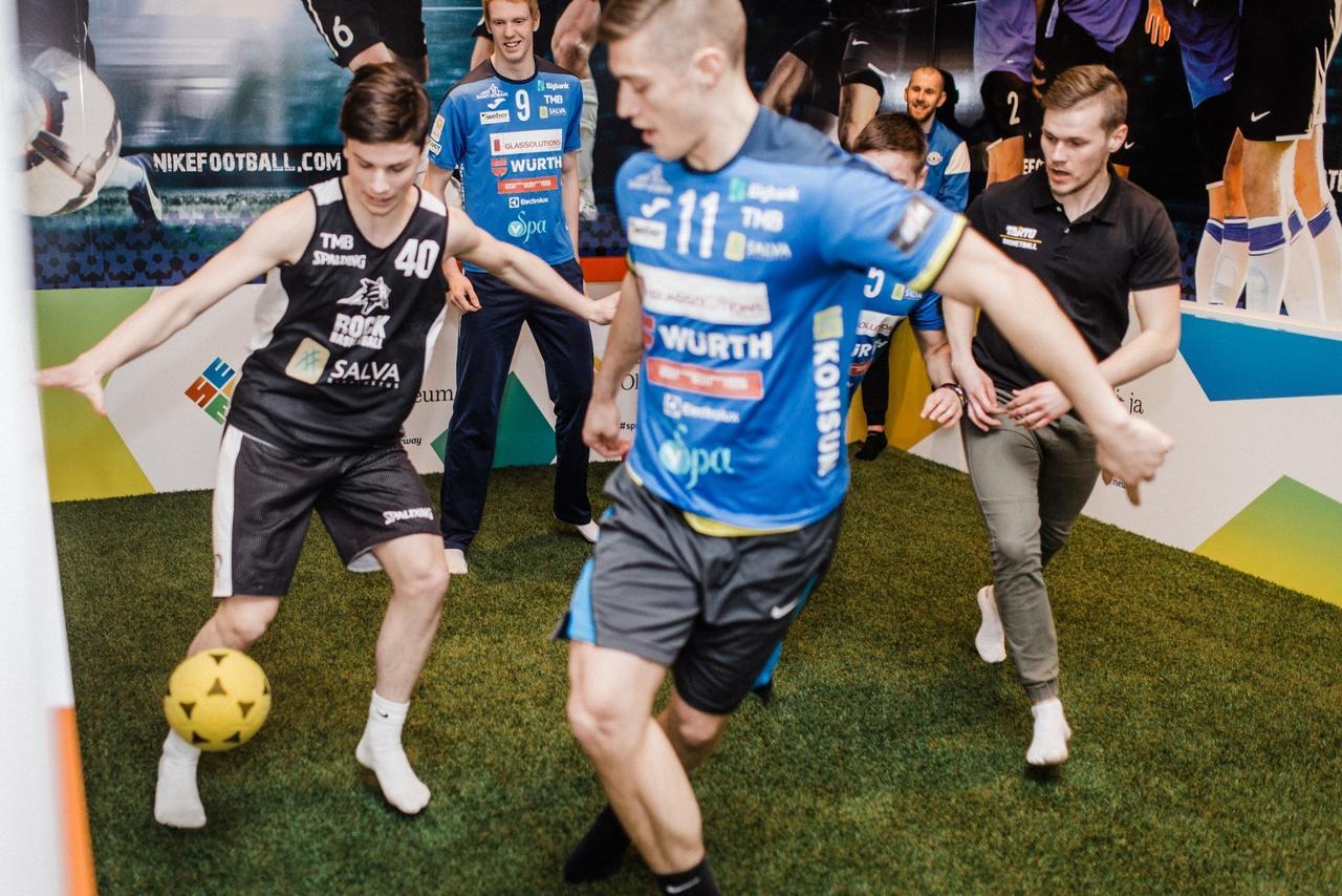 82f0c4a3d68 Eesti Spordi- ja Olümpiamuuseum on suurepärane koht lapse sünnipäeva  tegevusrohkeks ja harivaks tähistamiseks otse Tartu südalinnas. Tartu ainus  jalgpalli ...