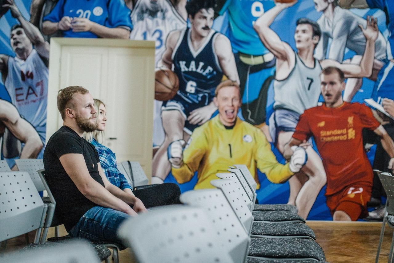 8124f73ea13 Eesti Spordi- ja Olümpiamuuseum on suurepärane koht lapse sünnipäeva  tegevusrohkeks ja harivaks tähistamiseks otse Tartu südalinnas.
