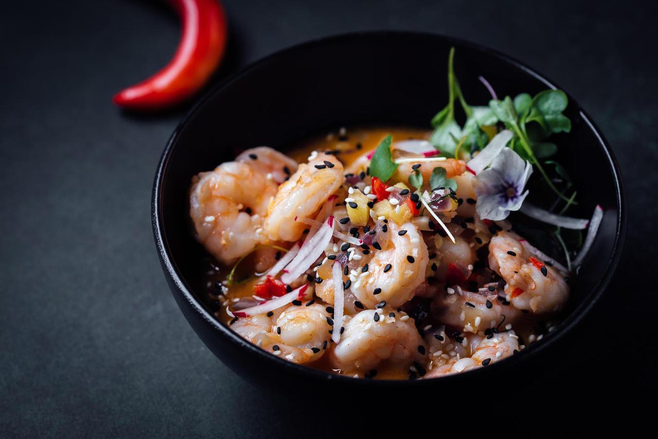 Shrimps - Gambas al Ajillo